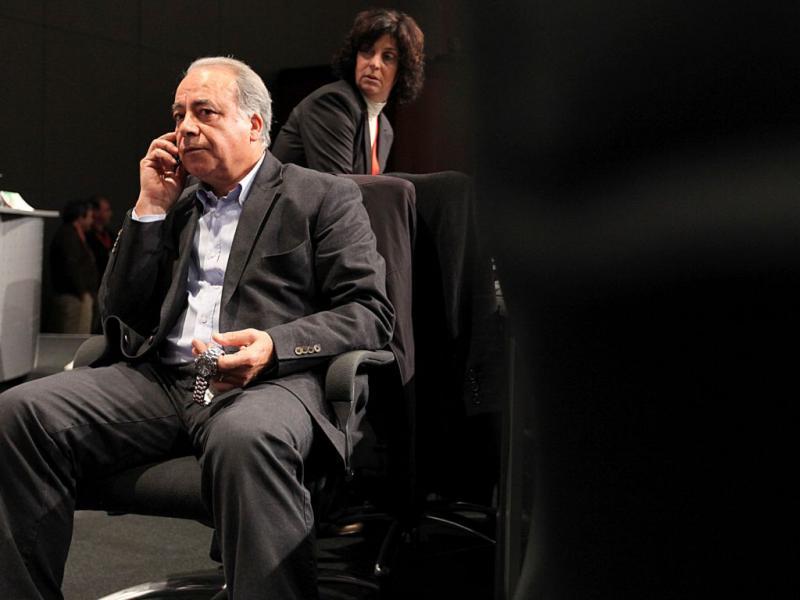 Congresso CGTP: o adeus a Carvalho da Silva