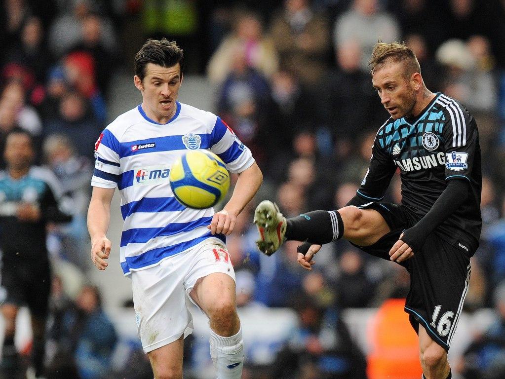 QPR-Chelsea: Meireles e Barton