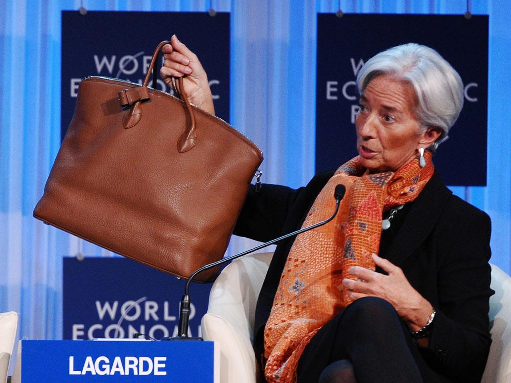A mala do FMI