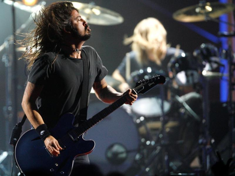 Foo Fighters (Reuters)
