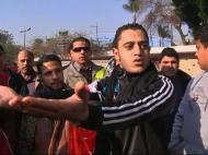 Tragédia no Egipto