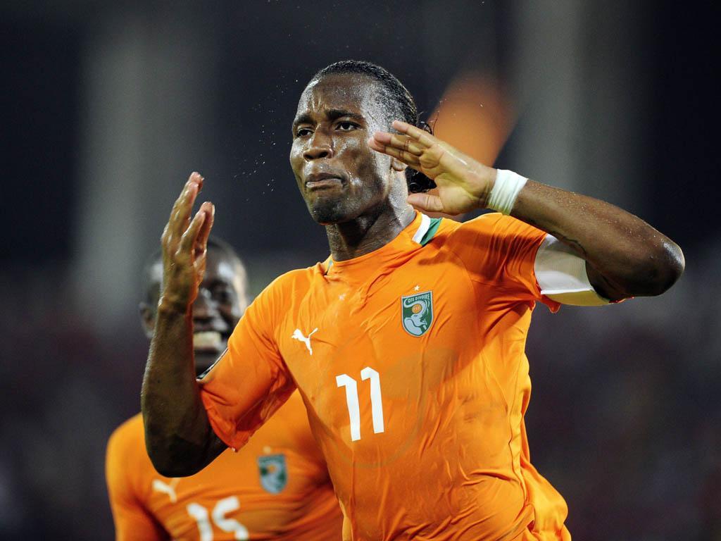 Costa do Marfim vs Guiné Equatorial (EPA/STR)
