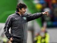 Sporting vs Gil Vicente (Paulo Cordeiro/LUSA)