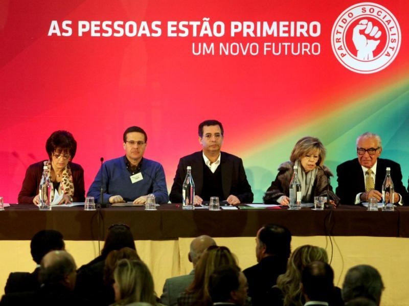 Comissão Nacional do PS [LUSA]