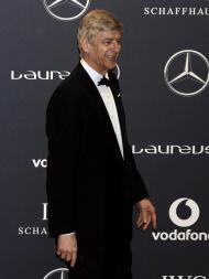 Arsène Wenger (EPA/Facundo Arrizabalaga)