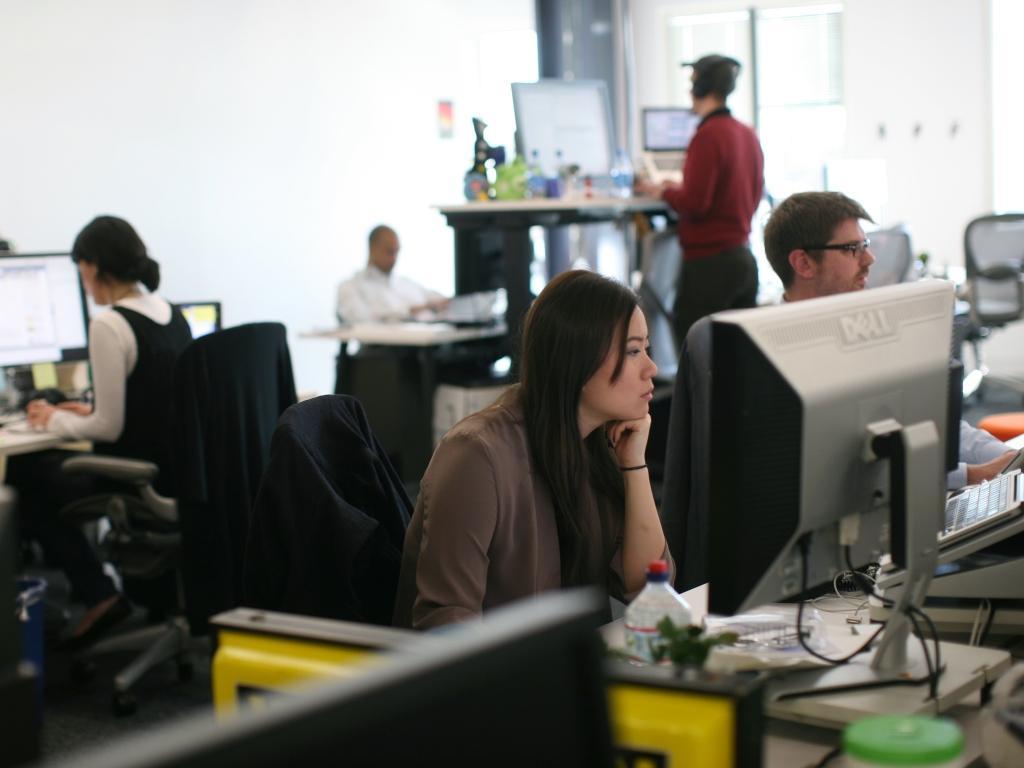 Trabalhar no Facebook (REUTERS)