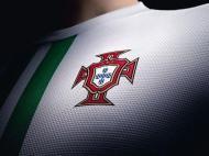 Portugal: camisola alternativa Euro 2012