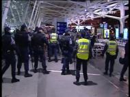 Sporting: insultos no aeroporto