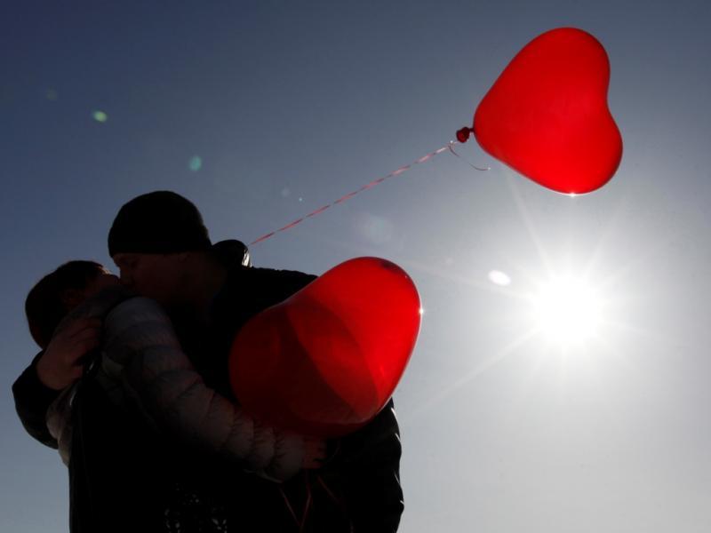 Presentes para o Dia dos Namorados [Reuters]