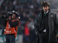 À 13ª jornada, é a Académica que empata o leão, agora a seis pontos de Benfica e FC Porto. Domingos parece cada vez mais preocupado