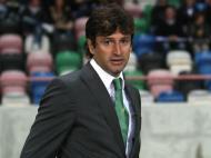 O Sporting perde com o Vaslui e interrompe um ciclo de 10 vitórias consecutivas, somando todas as competições.