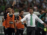 Domingos estreia-se com empate em Alvalade com o Olhanense, 0-0. Má entrada