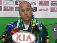 José Mota apresentado no Bonfim
