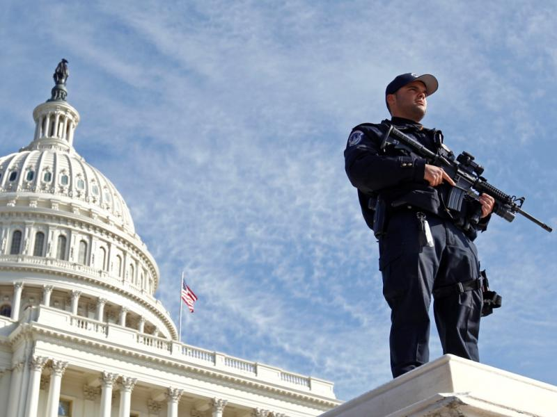 FBI sabotou ataque contra o Capitólio [Reuters]