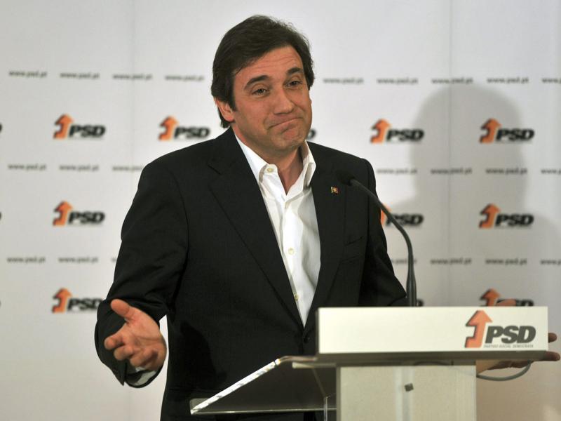 Pedro Passos Coelho (Nuno André Ferreira/Lusa)