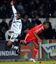V. Guimarães-Benfica (LUSA: Hugo Delgado)