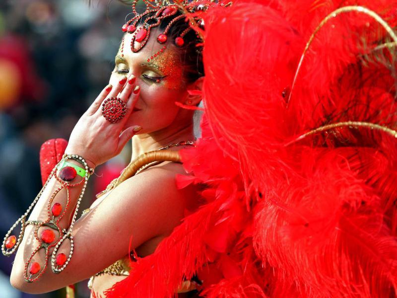Carnaval de Ovar (Estela Silva/LUSA)