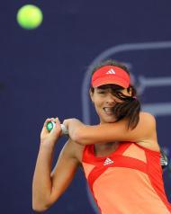 Ana Ivanovic vs Maria Kirilenko (EPA/Ali Haider)