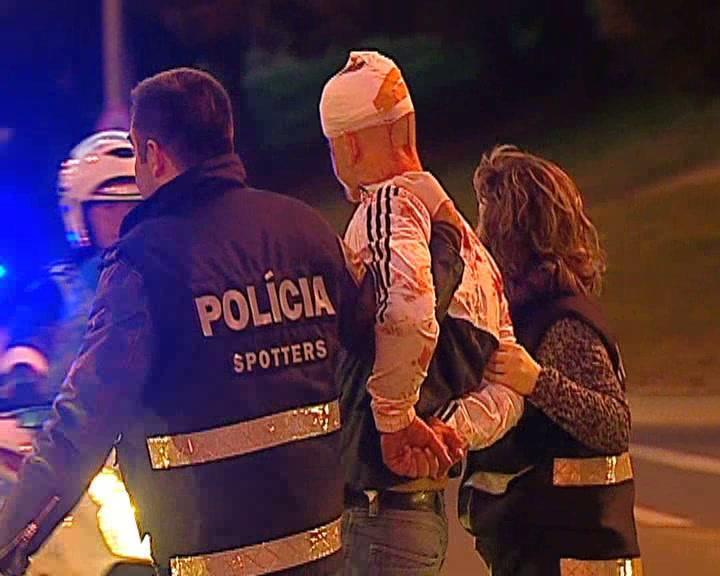 Incidentes em Alvalade com adeptos do Legia