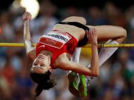 Chicherova vence em Estocolmo [Foto: Reuters]
