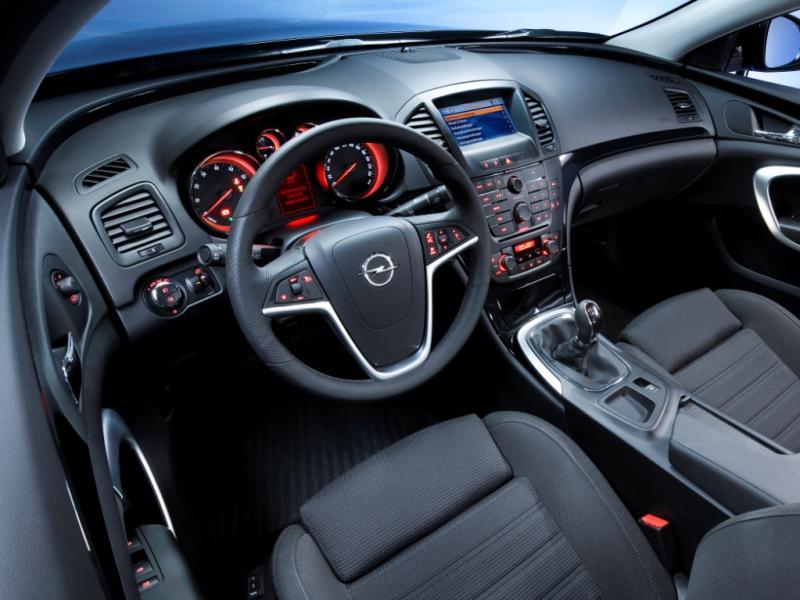 Opel Insígnia Biturbo