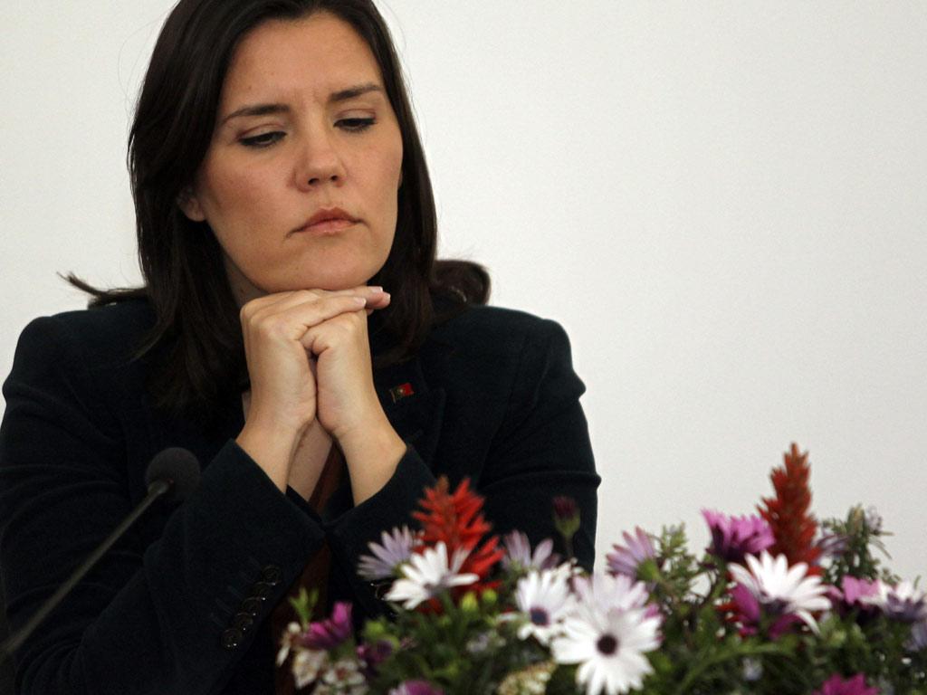 Assunção Cristas (Nuno Veiga/Lusa)