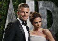 David Beckham e Victoria Beckham - Festa Vanity Fair Fotos: Reuters