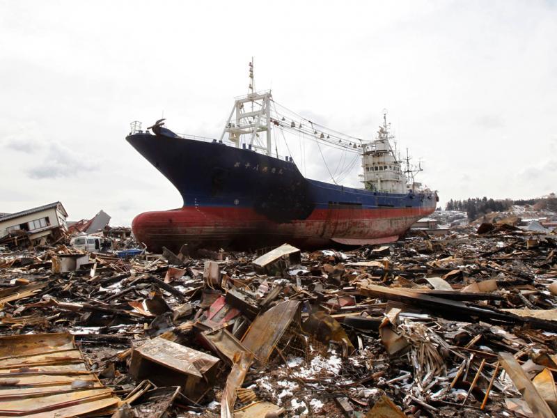 Japão - 1 ano depois do tsunami (REUTERS/Kim Kyung-Hoon)
