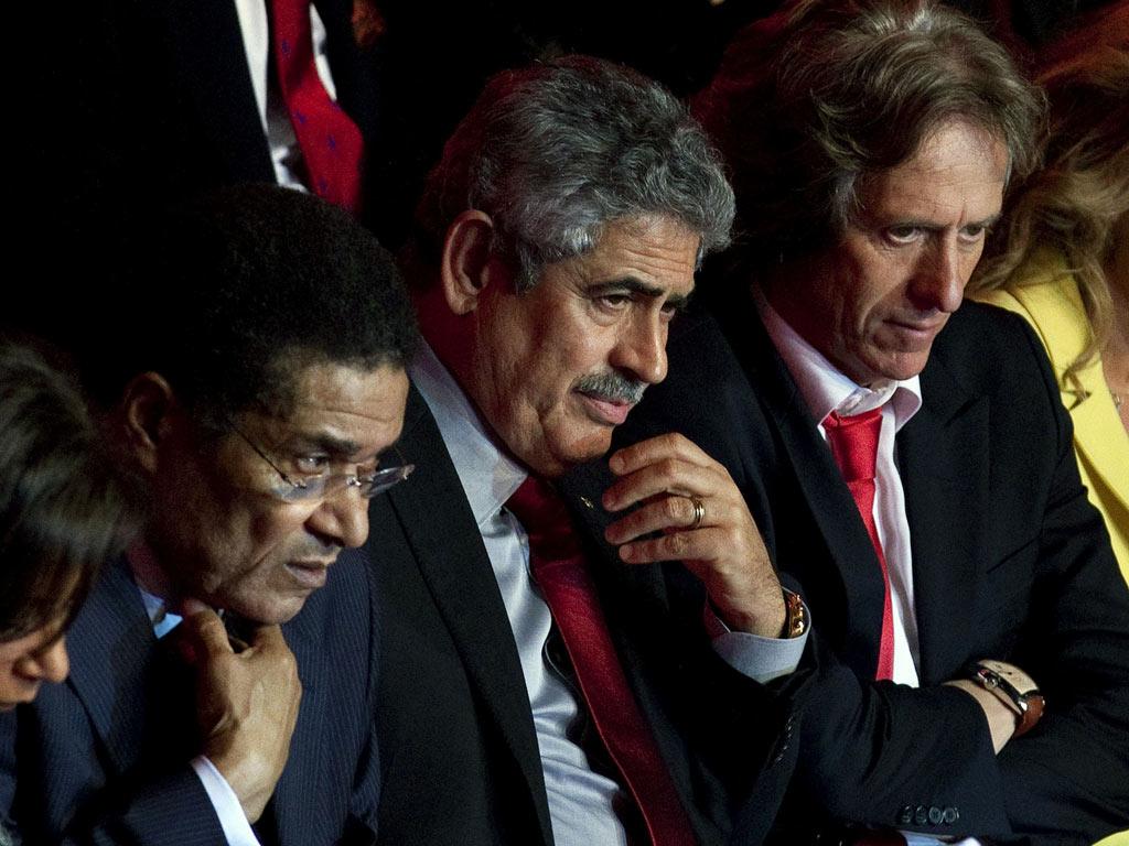 Gala do Benfica (António Cotrim/Lusa)