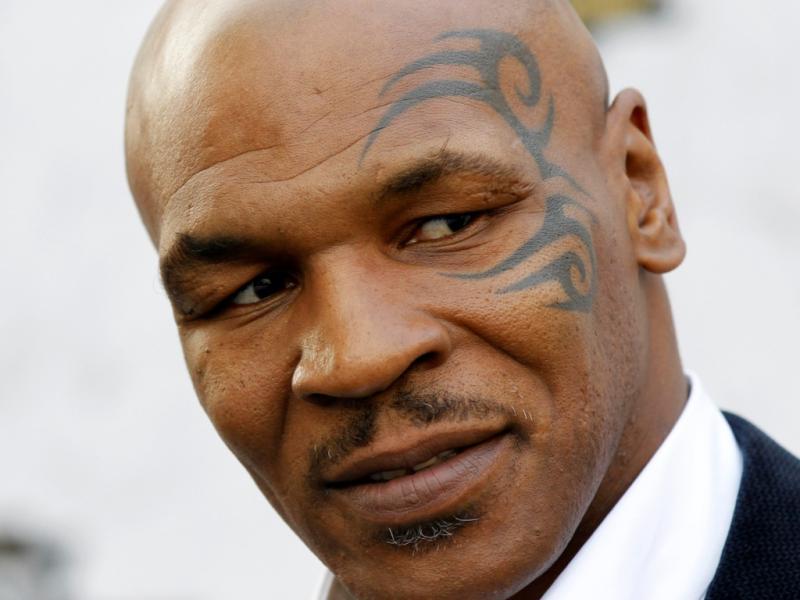 Mike Tyson (Reuters)