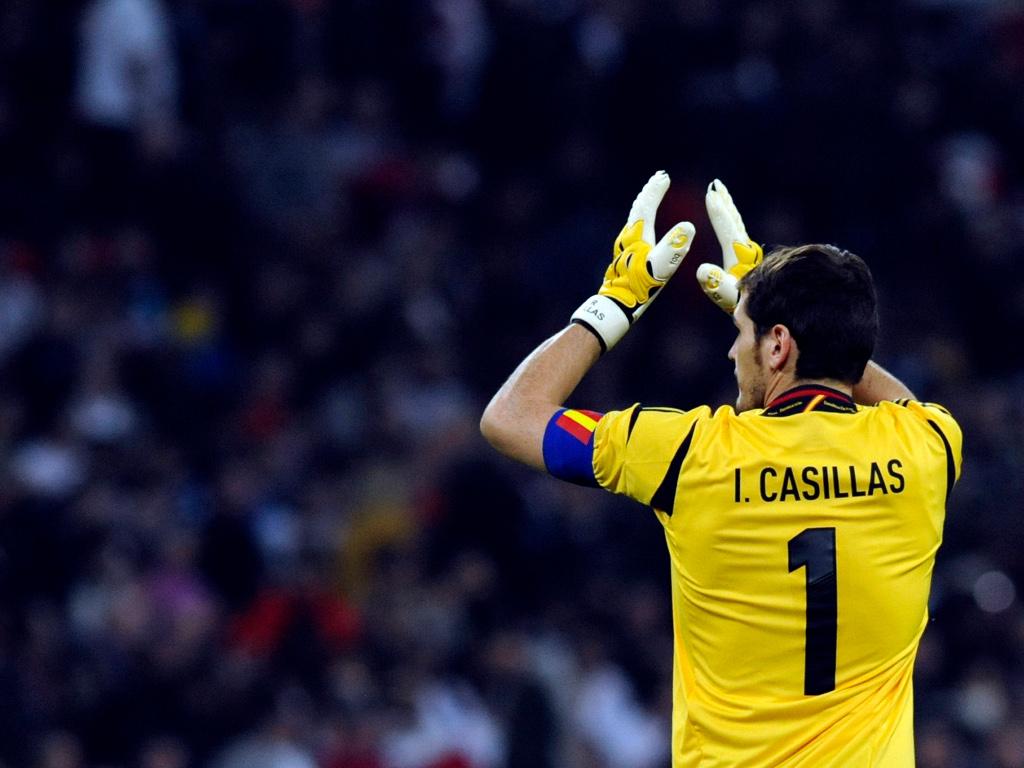 Casillas [Foto: Reuters]