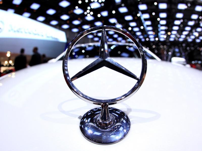 Mercedes no  Salão Automóvel de Genebra 2012 (Reuters)