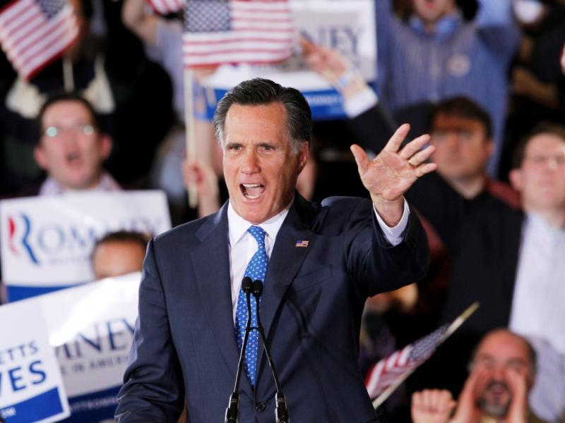 Mitt Romney (Reuters)