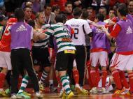 Benfica vence Sporting na Taça [Foto: Tiago Petinga/Lusa]