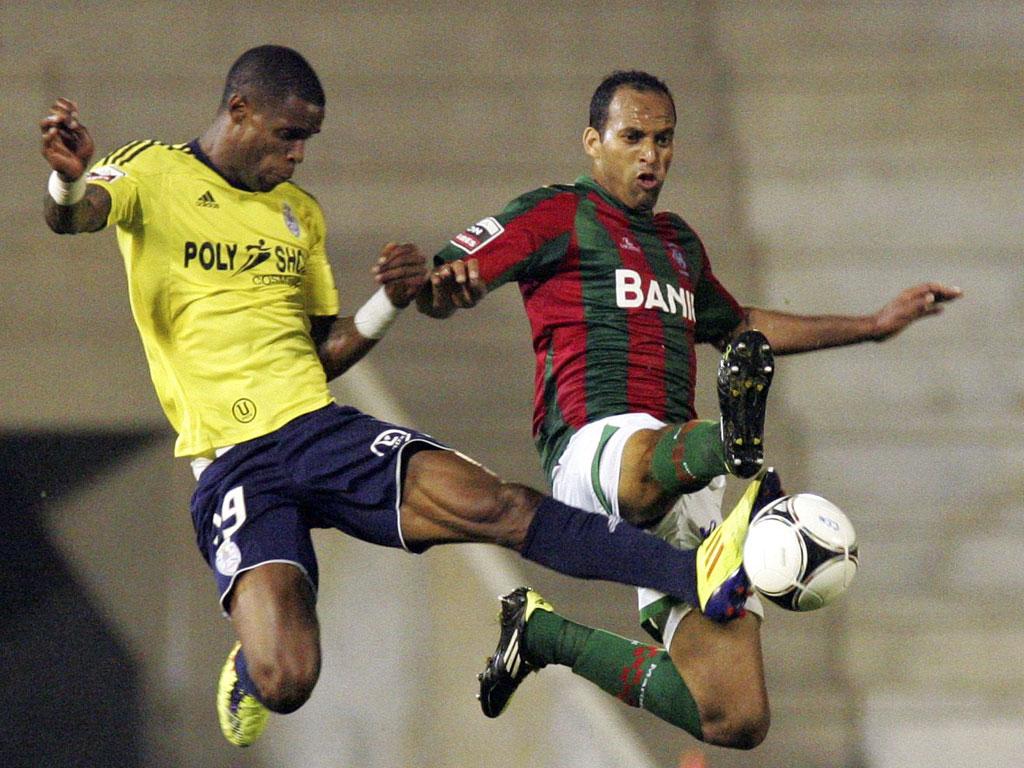 Marítimo vs Feirense (Homem de Gouveia/Lusa)