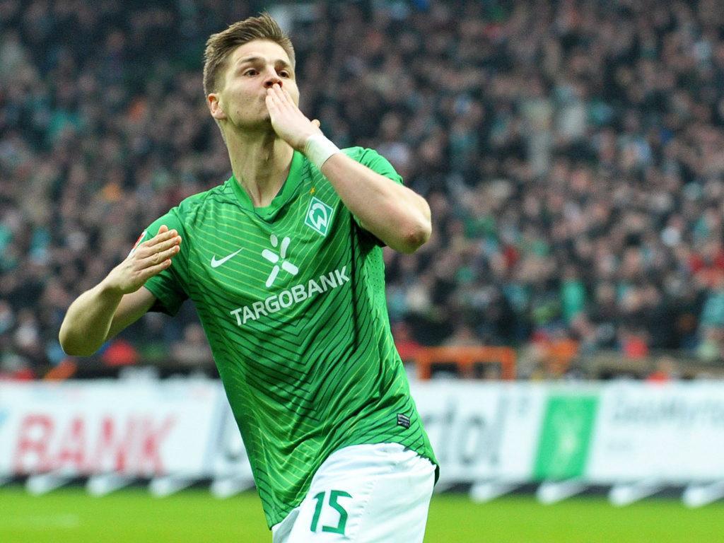Werder Bremen mais sexto depois da vitória frente ao Hannover (3-0) [Reuters]
