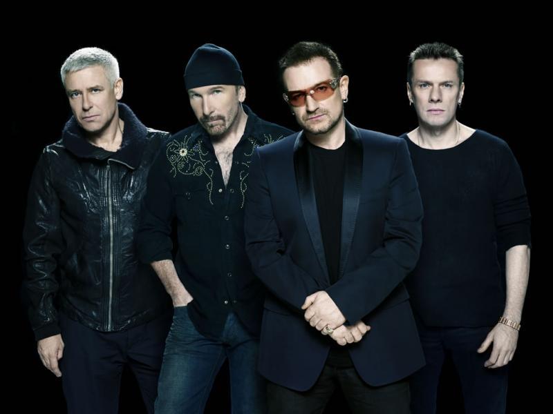 U2 - 24,5 milhões de euros em 2011