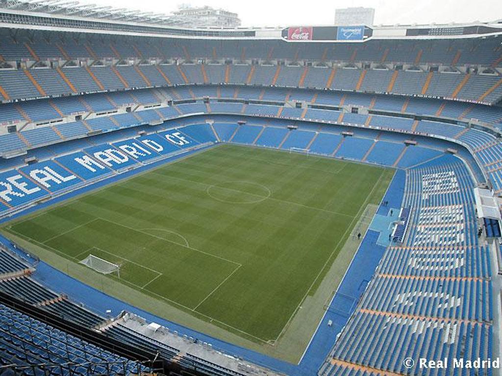 2 - Santiago Bernabéu, Espanha