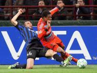 Inter Milão vs Marselha (EPA/Matteo Bazzi)