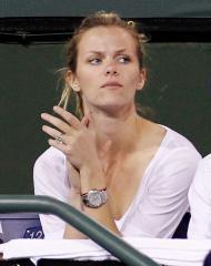 Brooklyn Decker, mulher de Andy Roddick [Foto: Reuters]