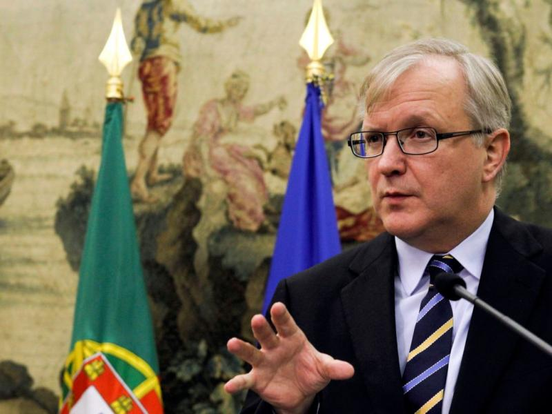 Olli Rehn de visita a Portugal (Lusa)
