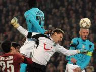 Hannover vs Standard Liège (EPA/Peter Steffen)