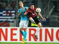 Hannover vs Standard Liège (EPA/Julian Stratenschulte)