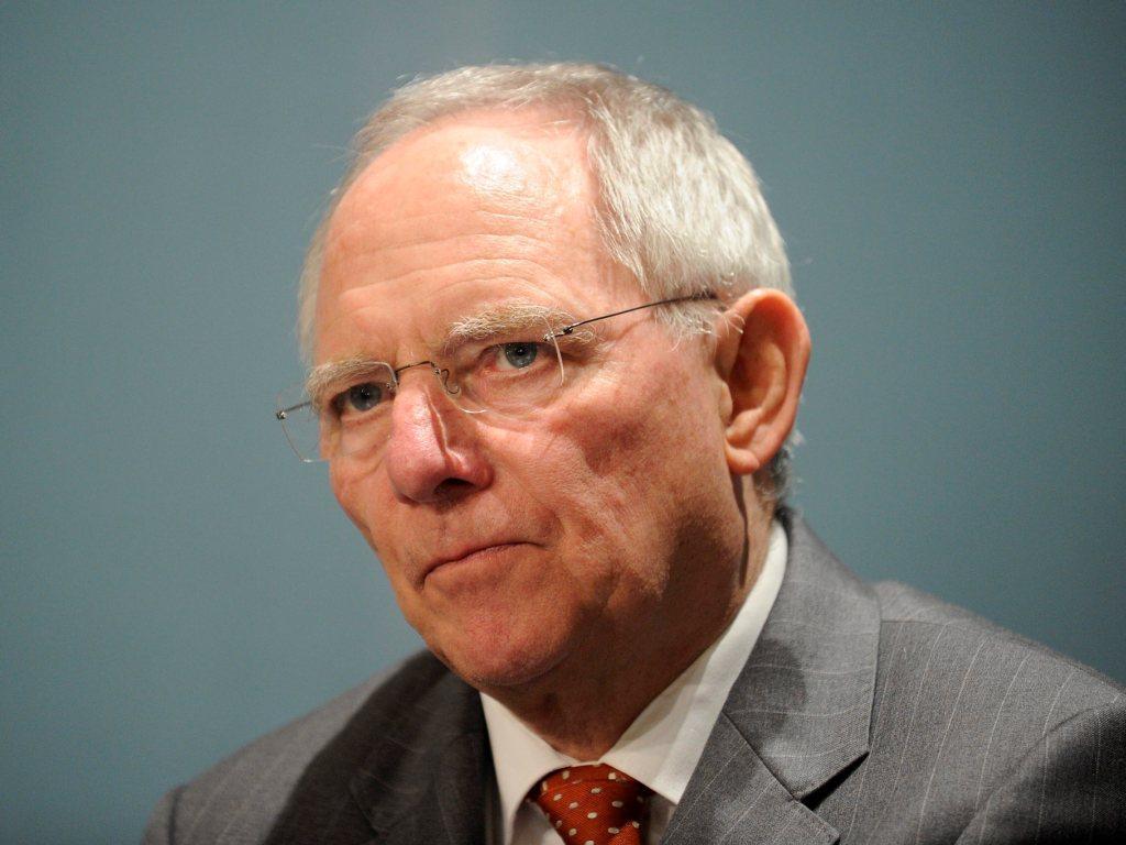 Wolfgang Schauble, ministro das Finanças alemão (Lusa)