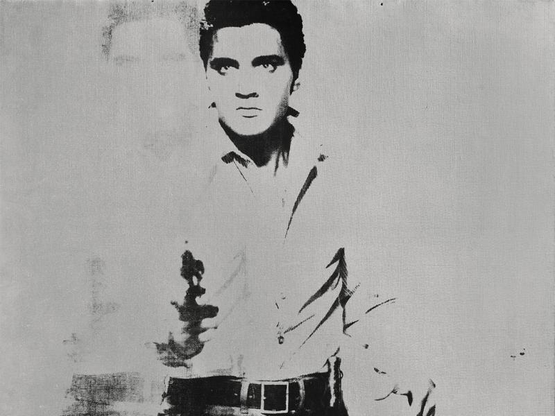 «Duplo Elvis», de Andy Warhol