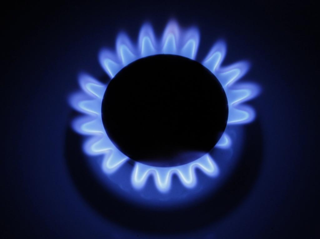Gás (REUTES/Gleb Garanich)