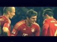 Ribery e Kroos fazem «pedra, papel, tesoura»