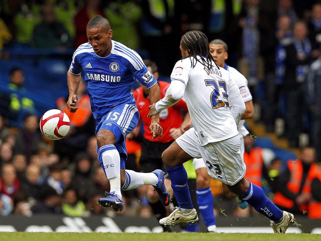 Chelsea vs Leicester (EPA/Kerim Okten)