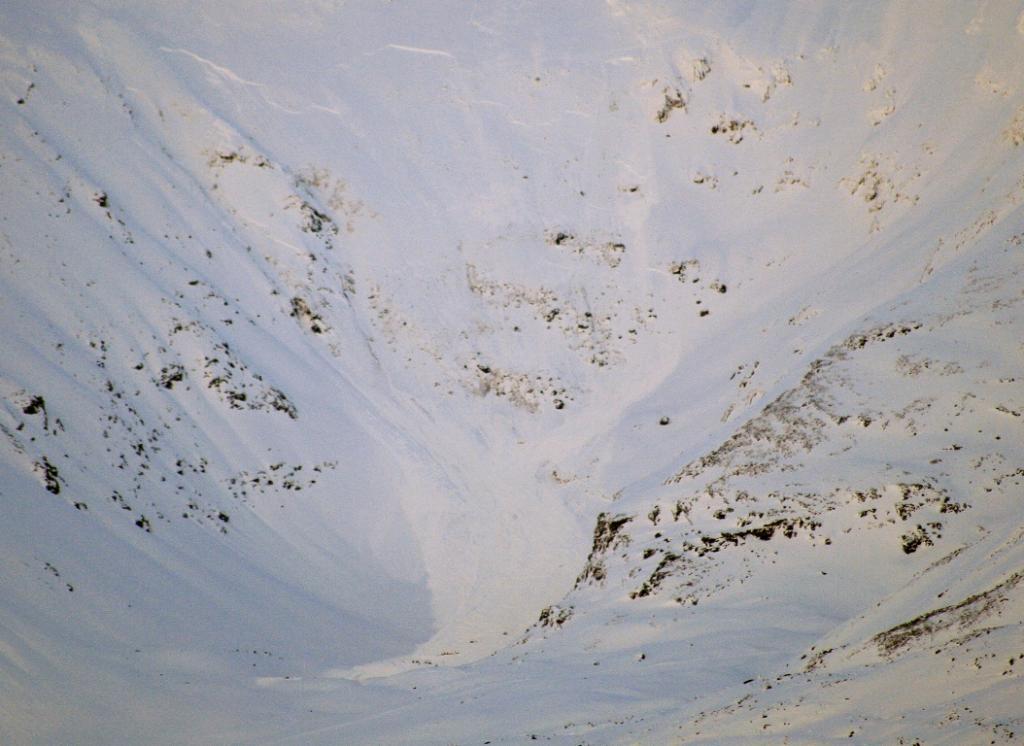 Avalanche na Noruega [EPA]