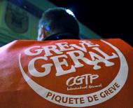 Greve geral de 22 de Março [Reuters]